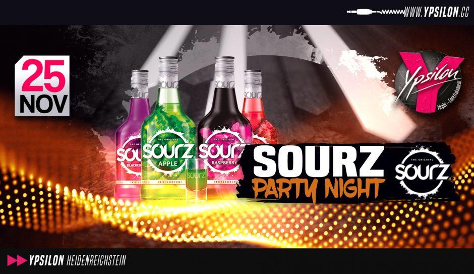 Sourz Party Night
