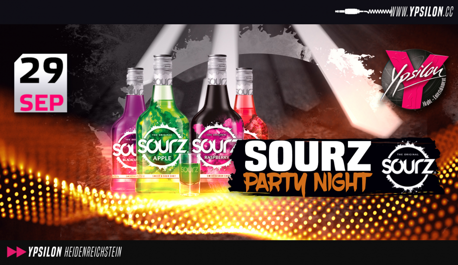 Sourz Party Night