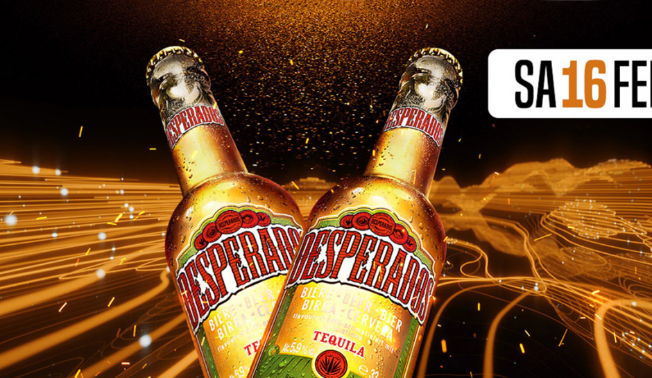Desperados Club Tour