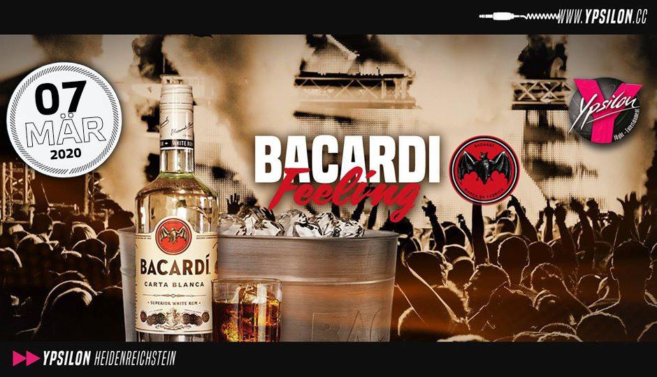 Bacardi Feeling